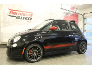Used 2013 Fiat 500 C ABARTH DÉCAPOTABLE for sale in Lévis, QC
