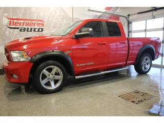 Used 2012 RAM 1500 Sport Quad Cab 5.7L 4X4 for sale in Lévis, QC
