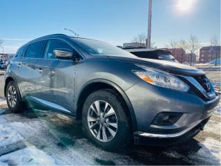 Used 2016 Nissan Murano sv,toit,gps,bluetooth for sale in Lévis, QC