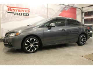 Used 2013 Honda Civic LX for sale in Lévis, QC