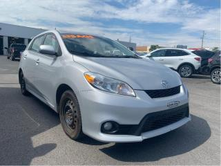 Used 2013 Toyota Matrix 4DR WGN MAN FWD for sale in Lévis, QC