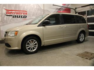 Used 2015 Dodge Grand Caravan SXT PLUS STOW 'N' GO for sale in Lévis, QC