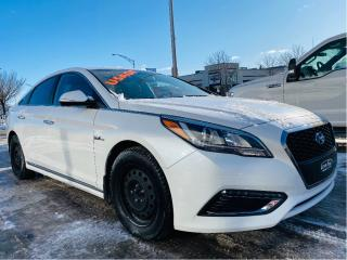 Used 2016 Hyundai Sonata Hybrid 4DR SDN for sale in Lévis, QC