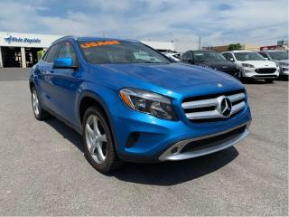 Used 2015 Mercedes-Benz GLA 4MATIC 4dr GLA 250 for sale in Lévis, QC