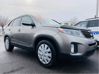 Used 2014 Kia Sorento EX V6 w/Sunroof,4x4,toit for sale in Lévis, QC