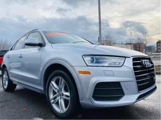 Used 2016 Audi Q3 quattro 4dr 2.0T Komfort,toit,cuir for sale in Lévis, QC
