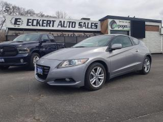 Used 2011 Honda CR-Z EX HYBRID/DON'T PAY FOR 6 MONTHS OAC!! for sale in Barrie, ON