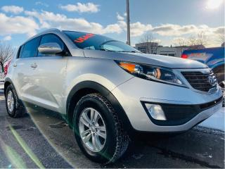 Used 2013 Kia Sportage FWD 4dr I4 Auto LX for sale in Lévis, QC