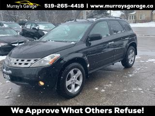 Used 2005 Nissan Murano SL for sale in Guelph, ON