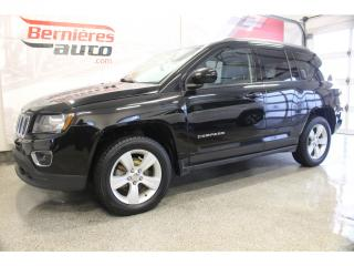 Used 2016 Jeep Compass HIGH ATTITUDE 4X4 for sale in Lévis, QC