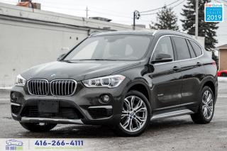 Used 2016 BMW X1 xDrive28i|AWD|Leather|Navi|Backup Camer|Pano. Roof for sale in Bolton, ON