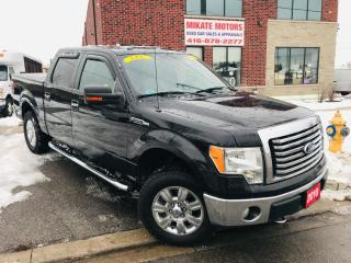 Used 2010 Ford F-150 Super Crew XLT 4.6L for sale in Rexdale, ON