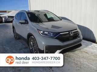 New 2020 Honda CR-V EX-L Remote Start Sunroof Back Up Camera for sale in Red Deer, AB