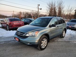 Used 2010 Honda CR-V LX MINT CONDITION CERTIFIED for sale in Stouffville, ON