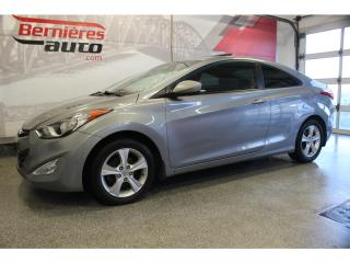 Used 2013 Hyundai Elantra COUPE GLS AUTOMATIQUE for sale in Lévis, QC