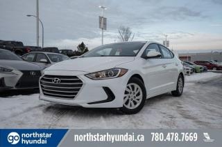 Used 2018 Hyundai Elantra LE AUTO/HEATEDSEATS/BACKUPCAM/BLUETOOTH for sale in Edmonton, AB