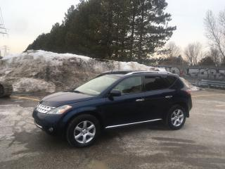Used 2007 Nissan Murano SE for sale in Scarborough, ON