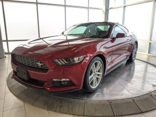 Used 2017 Ford Mustang EcoBoost Premium for sale in Edmonton, AB