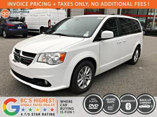 New 2020 Dodge Grand Caravan PREMIUM PLUS for sale in Richmond, BC