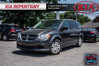 Used 2016 Dodge Grand Caravan 4dr Wgn Canada Value Package for sale in Repentigny, QC