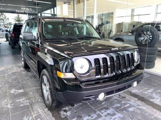 Used 2017 Jeep Patriot HIGH ALTITUDE EDITION, 4WD, HEATED SEATS for sale in Edmonton, AB