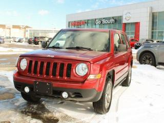 Used 2015 Jeep Patriot HIGH ALTITUDE, 4WD, 4X4, LEATHER for sale in Edmonton, AB