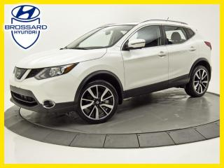 Used 2018 Nissan Qashqai AWD SL NAV TOIT OUVRANT CUIR CRUISE ADAPT CAM 360 for sale in Brossard, QC