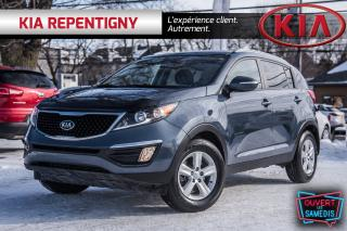 Used 2016 Kia Sportage FWD 4dr Auto LX - Démarreur - Bluetooth for sale in Repentigny, QC