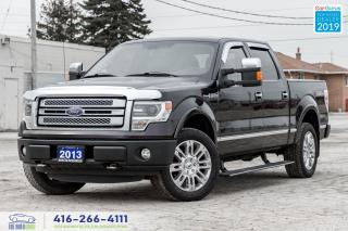 Used 2013 Ford F-150 Platinum|SuperCrew Cab|145