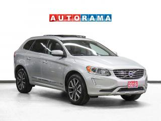 Used 2016 Volvo XC60 T5 4WD Special Edition Nav Leather Sunroof Bcam for sale in Toronto, ON