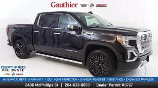 Used 2020 GMC Sierra 1500 Denali Crew Cab 4x4 Ultimate 6.2L V8, Power Moonro for sale in Winnipeg, MB