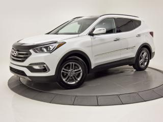 Used 2017 Hyundai Santa Fe Sport AWD LUXURY TOIT PANO NAV CAM DE RECUL CUIR for sale in Brossard, QC