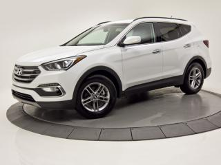 Used 2018 Hyundai Santa Fe Sport AWD SIÈGES CHAUFFANTS VOLANT CHAUFFANT BLUETOOTH for sale in Brossard, QC