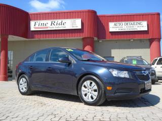 Used 2014 Chevrolet Cruze 1LT for sale in West Saint Paul, MB