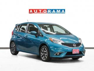 Used 2015 Nissan Versa Note SR Backup Cam Alloy Wheels for sale in Toronto, ON