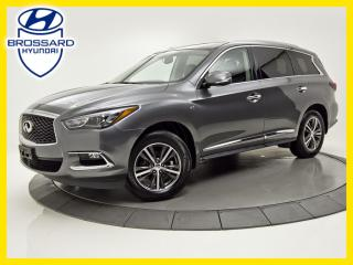 Used 2018 Infiniti QX60 AWD NAV TOIT OUVRANT CAMÉRA DE RECUL/360 CUIR for sale in Brossard, QC