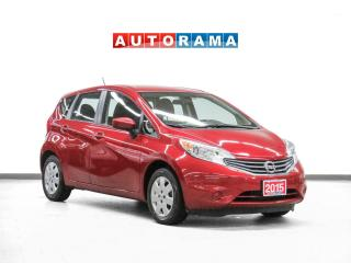 Used 2015 Nissan Versa Note SV Backup Camera Heated Seats for sale in Toronto, ON