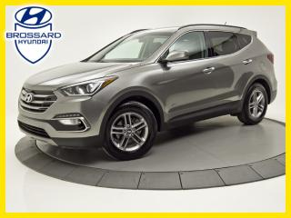 Used 2018 Hyundai Santa Fe Sport PREMIUM SIÈGES CHAUFFANTS BLUETOOTH for sale in Brossard, QC