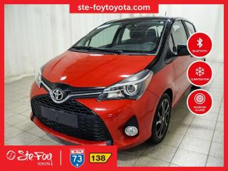 Used 2017 Toyota Yaris SE for sale in Québec, QC