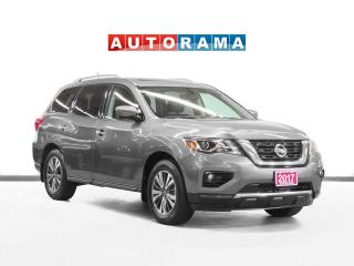 Used 2017 Nissan Pathfinder SL 4WD Nav Leather Sunroof Bcam 7Pass for sale in Toronto, ON