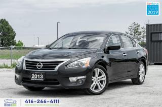 Used 2013 Nissan Altima 3.5 SV|Alloys|Backup Cam|Clean Carfax for sale in Bolton, ON