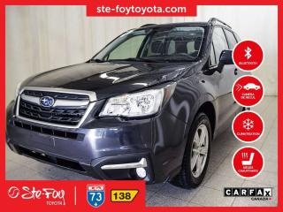 Used 2017 Subaru Forester 2.5i Touring for sale in Québec, QC