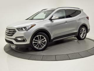Used 2017 Hyundai Santa Fe Sport 2.0T Limited cuir toit 4x4 gps mags cam.de recule for sale in Brossard, QC