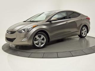 Used 2012 Hyundai Elantra GLS Toit Ouvrant Mags Bluetooth for sale in Brossard, QC