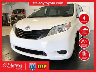 Used 2017 Toyota Sienna CE FWD 7-PASS*AC,CAMERA RECUL,MIROIRS CHAUFFANTS* for sale in Québec, QC