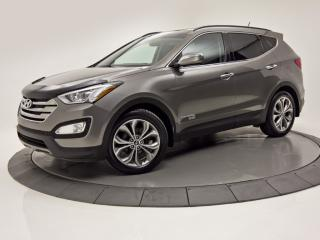 Used 2014 Hyundai Santa Fe Sport AWD LIMITED NAV TOIT PANO CAM DE RECUL CUIR for sale in Brossard, QC