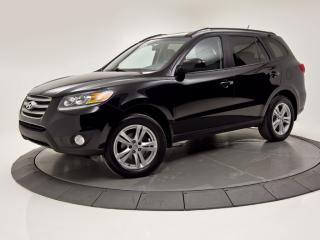Used 2012 Hyundai Santa Fe GL PREMIER SIÈGES CHAUFFANTS BLUETOOTH CRUISE for sale in Brossard, QC