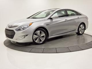 Used 2015 Hyundai Sonata Hybride TOIT OUVRANT CAM DE RECUL SIÈGES CHAUFFANTS for sale in Brossard, QC