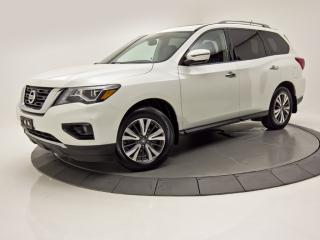 Used 2017 Nissan Pathfinder 4WD SL NAV TOIT OUVRANT CUIR CAM DE RECUL/360 for sale in Brossard, QC