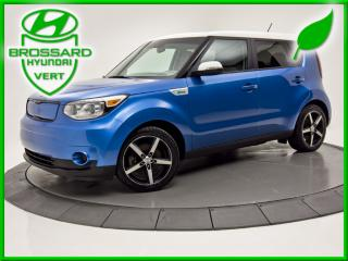 Used 2018 Kia Soul EV EV NAV CAMÉRA DE RECUL SIÈGES CHAUFFANTS BLUETOOTH for sale in Brossard, QC